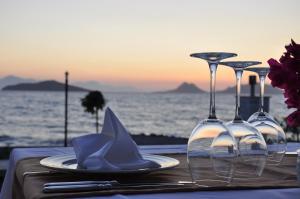 Small Beach Hotel, Hotels  Turgutreis - big - 23