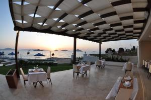 Small Beach Hotel, Hotels  Turgutreis - big - 24
