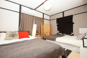 Kyoto ShibaInn Guesthouse, Holiday homes  Kyoto - big - 29