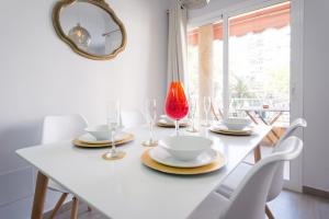 MalagaSuite Center Malaga, Apartments  Málaga - big - 27
