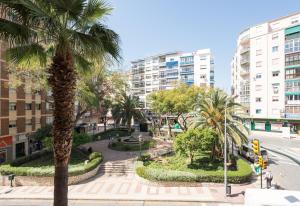 MalagaSuite Center Malaga, Apartments  Málaga - big - 24