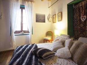 B&B Contrada Lunga, Bed & Breakfast  Abbadia Lariana - big - 3