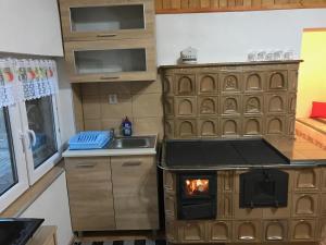Penzion Tatry, Appartamenti  Veľká Lomnica - big - 47