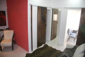 Apartamento Praia de Copacabana, Appartamenti  Rio de Janeiro - big - 11