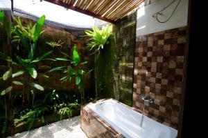Green Bowl Bali Homestay, Alloggi in famiglia  Uluwatu - big - 23