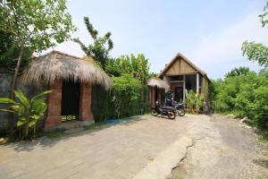 Green Bowl Bali Homestay, Alloggi in famiglia  Uluwatu - big - 24