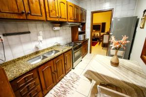 Apartamento Aconchegante Na Serra, Apartmány  Gramado - big - 35