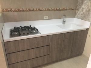 Apartamento Santa Marta, Apartmanok  Santa Marta - big - 3
