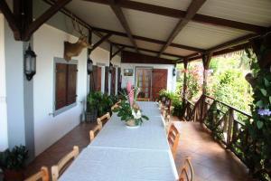 Residence Foulsafat, Chaty  Port Mathurin - big - 40