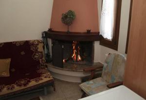 Guesthouse Xenioti, Гостевые дома  Цагарада - big - 43