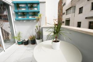 Áticos Soho GrupalMalaga, Apartmány  Málaga - big - 17