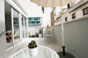Áticos Soho GrupalMalaga, Apartmány  Málaga - big - 2