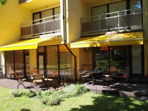 Pušynas Apartments, Апарт-отели  Юодкранте - big - 27