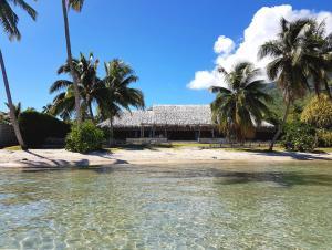 Villa Manou by Tahiti Homes