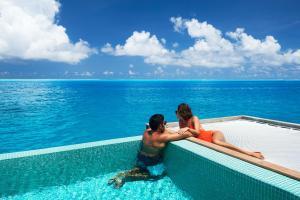 Conrad Bora Bora Nui, Üdülőközpontok  Bora Bora - big - 5