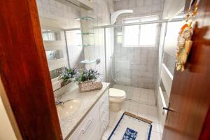 Apartamento Aconchegante Na Serra, Apartmány  Gramado - big - 28