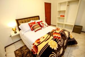Apartamento Aconchegante Na Serra, Apartmány  Gramado - big - 60