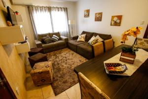 Apartamento Aconchegante Na Serra, Apartmány  Gramado - big - 58