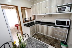Apartamento Aconchegante Na Serra, Apartmány  Gramado - big - 50