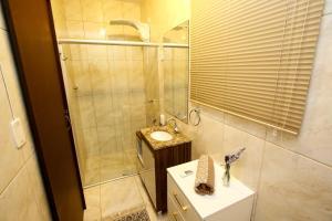 Apartamento Aconchegante Na Serra, Apartmány  Gramado - big - 49