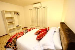 Apartamento Aconchegante Na Serra, Apartmány  Gramado - big - 41