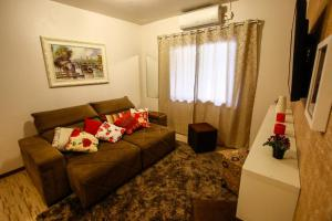 Apartamento Aconchegante Na Serra, Apartmány  Gramado - big - 21