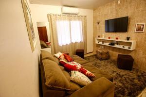 Apartamento Aconchegante Na Serra, Apartmány  Gramado - big - 20