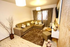Apartamento Aconchegante Na Serra, Apartmány  Gramado - big - 16