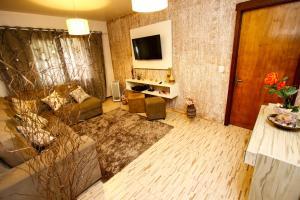 Apartamento Aconchegante Na Serra, Apartmány  Gramado - big - 15