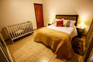 Apartamento Aconchegante Na Serra, Apartmány  Gramado - big - 13