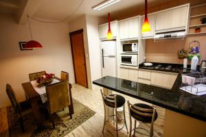 Apartamento Aconchegante Na Serra, Apartmány  Gramado - big - 6