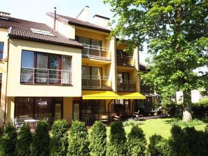 Pušynas Apartments, Апарт-отели  Юодкранте - big - 1