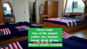 Suratthani Airport Hostel, Hostelek  Szuratthani - big - 61