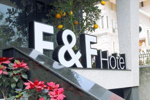F & F Hotel, Отели  Хайфон - big - 1