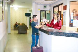 Hotel La Sierra, Hotely  Santa Cruz de la Sierra - big - 37