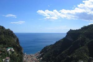 Pontone Hills on Amalfi