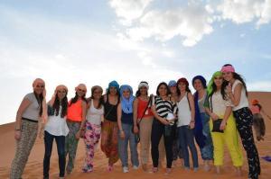 Riad Desert Camel, Hotels  Merzouga - big - 67