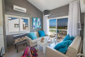 Nicholas Seaview Apartments, Apartmány  Protaras - big - 48