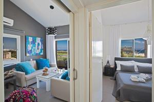 Nicholas Seaview Apartments, Apartmány  Protaras - big - 53