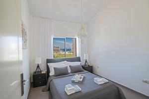 Nicholas Seaview Apartments, Apartmány  Protaras - big - 54