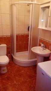 Apartman Ozi, Apartmanok  Petrovac na Moru - big - 9