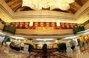 Shandong Jindu Hotel, Отели  Цзинань - big - 21