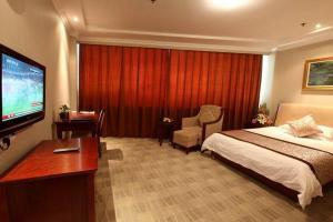 Shandong Jindu Hotel, Отели  Цзинань - big - 4
