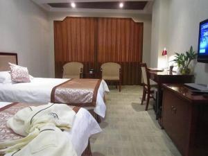 Shandong Jindu Hotel, Отели  Цзинань - big - 23