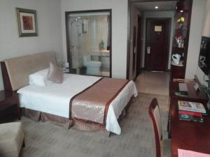 Shandong Jindu Hotel, Отели  Цзинань - big - 22
