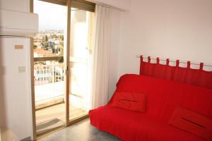 Le Semiramis 2, Apartmány  Cagnes-sur-Mer - big - 7