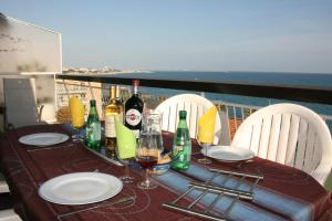 Le Semiramis 2, Apartments  Cagnes-sur-Mer - big - 10