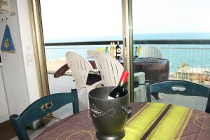 Le Semiramis 2, Apartments  Cagnes-sur-Mer - big - 11