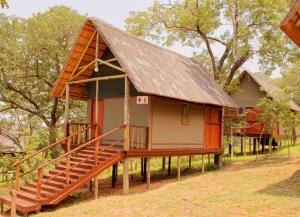 Lion Roars Lodge, Chaty  Kasane - big - 6