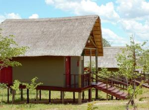 Lion Roars Lodge, Chaty  Kasane - big - 8